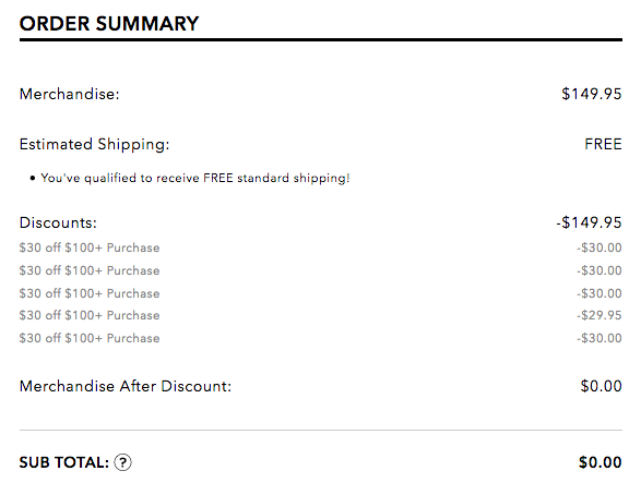 Super Glitch Get Hundreds Of Dollars Of Clothing From American Eagle For Free Hurry Tjb Deals